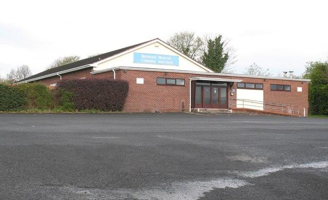 Burntwood Memorial Community Association