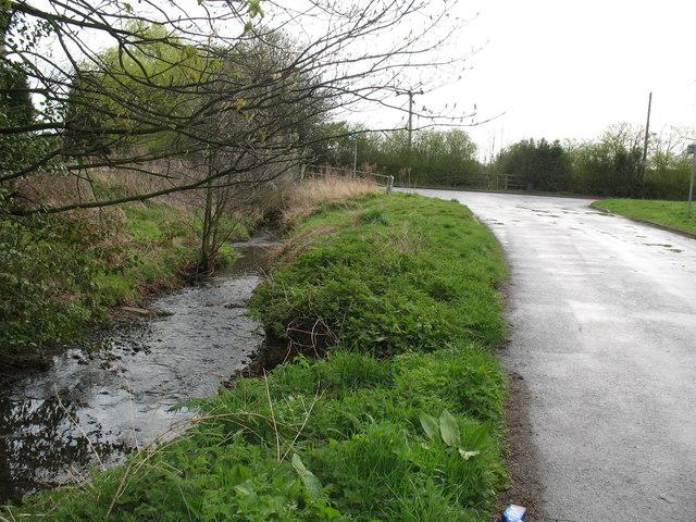 Redmoor Brook and Meg Lane