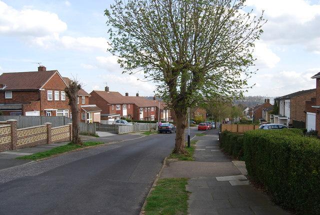 Chestnut Avenue (4) by N Chadwick