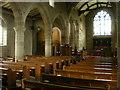 SD5289 : St Marks Church, Natland, Interior by Alexander P Kapp