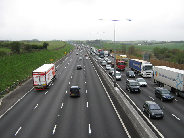 M25 to Junction 3
