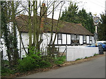 TQ5571 : The Chequers Public House, Darenth by David Anstiss