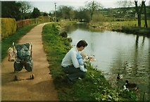 SS9712 : Tiverton : Grand Western Canal by Tracey Clarke