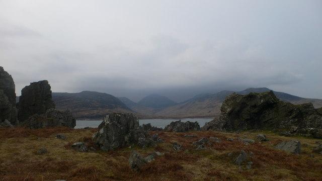 Aird Reamhar, Loch Tarbert, Jura