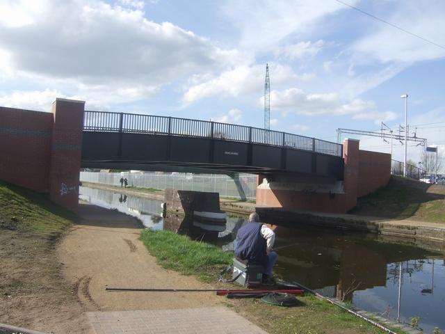 Watery Lane Bridge - Birmingham Canal (New Main Line)