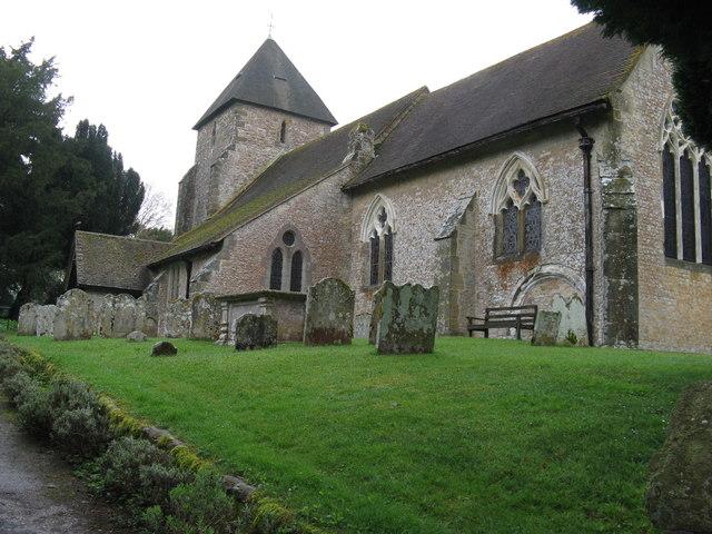 St John the Baptist Church Sutton