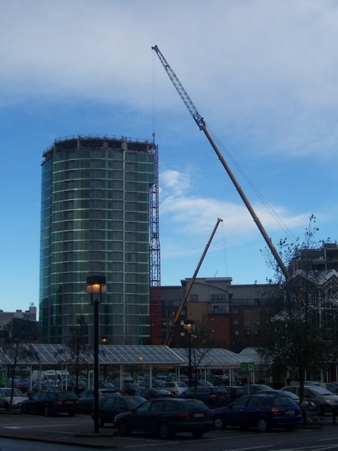 Velocity Tower tower crane