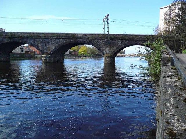 Ayr West Bridge