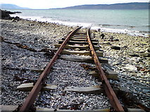 NR9666 : Railway lines to nowhere by Colin Hoskins