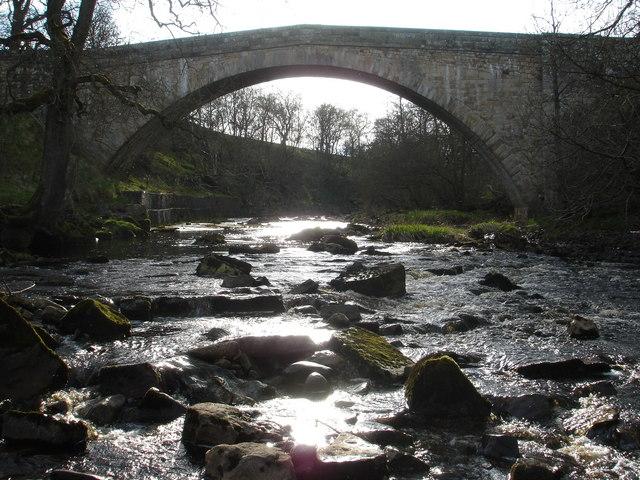 Rutherford Bridge