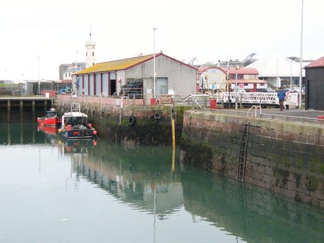 Arbroath Fishmarket