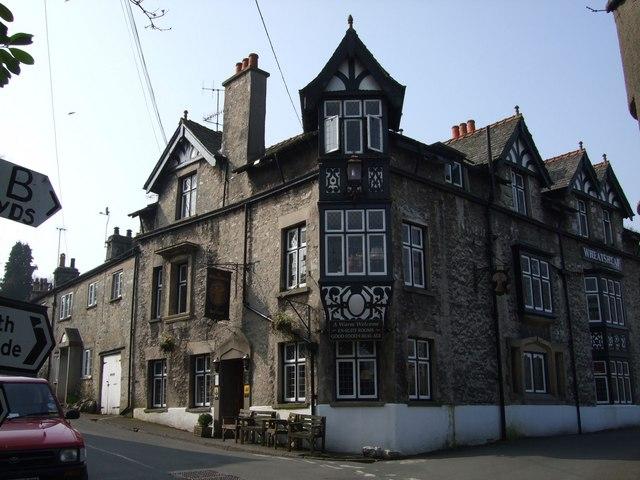 The Wheatsheaf at Beetham
