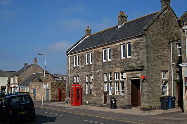 Ladybank Post Office