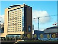 "J3474 : The ""Hilton"" hotel, Belfast (1) by Albert Bridge"