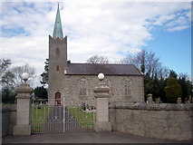 J0262 : Ardmore Parish Church by P Flannagan