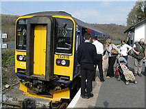 SX2553 : Looe station by Dr Neil Clifton