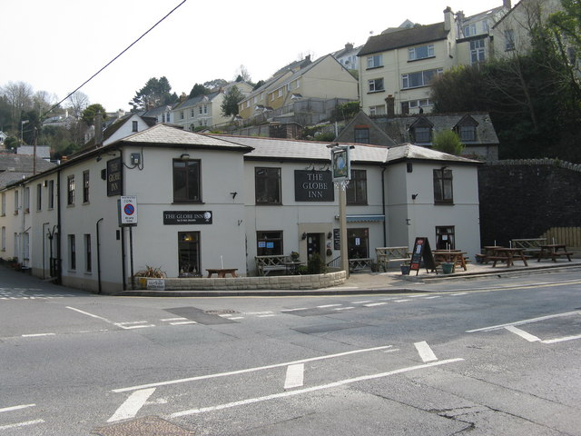 The 'Globe Inn', Looe