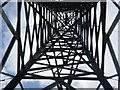 NT1489 : Close to a pylon by Lee Mc Ilroy