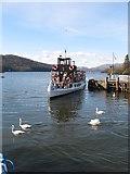 SD4096 : MV Tern on Lake Windermere by Gareth James