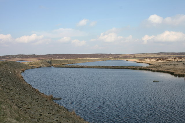 Light Hazzles Reservoir