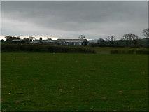 SJ1373 : Farmland east of Caerwys by Eirian Evans