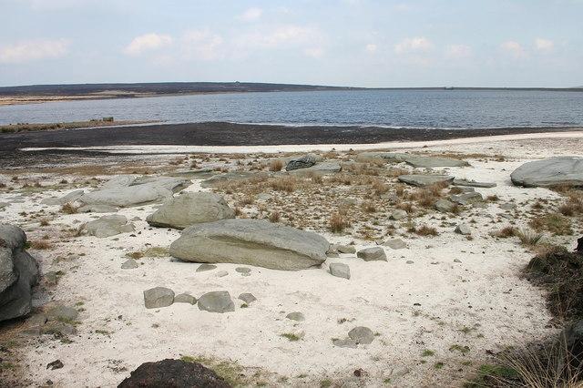 White Holme Reservoir