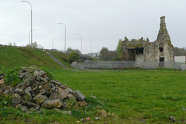 Fortified house, Galway
