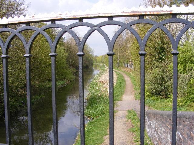 Moorcroft Junction Bridge View