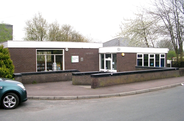 Bailiff Bridge Library - Devon Way