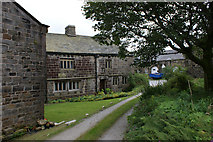SD9126 : Hartley Royd Farm by David Martin