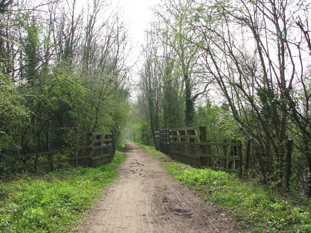 Railway bridge No 724