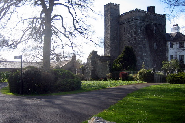 Barberstown Castle, Straffan. Co Kildare