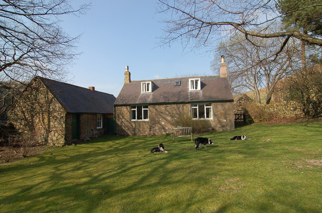 Coldburn Cottage, Lambden Valley