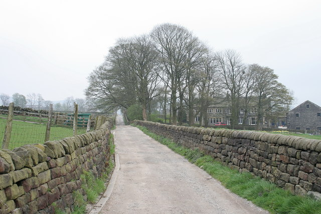 Lee Bottom Road