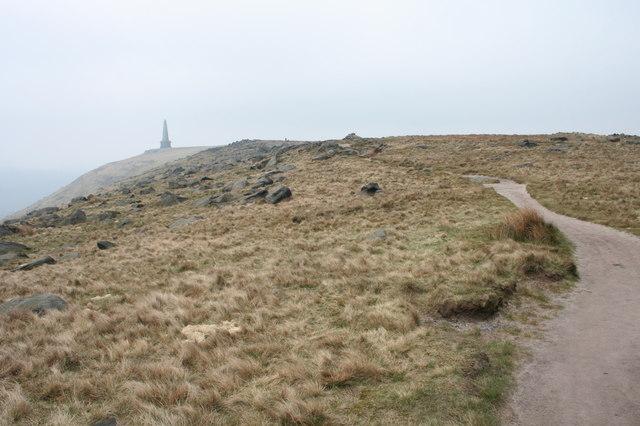 Dry Brinks on  Higher Moor