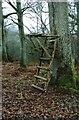 SU4672 : Hunter's High(?) Seat - Phillip's Hill by Standish