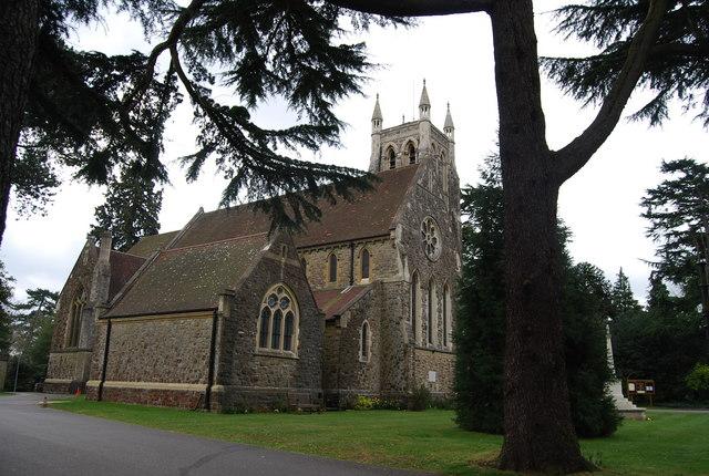 St Mary's Church, Kippington