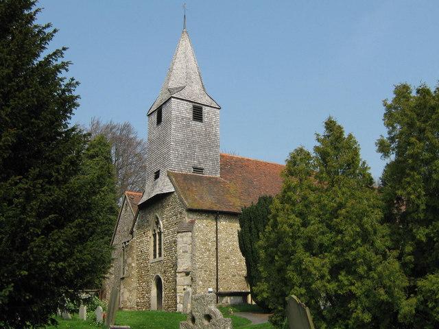 Parish Church of St Mary the Virgin, Kemsing (1)