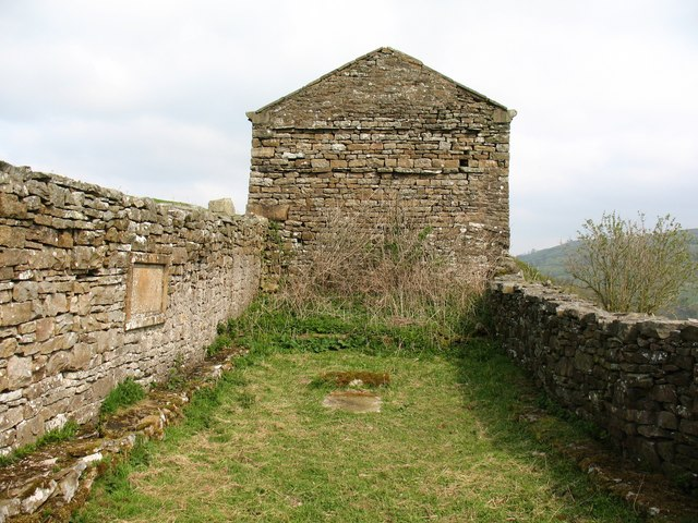Church ruin, Isles