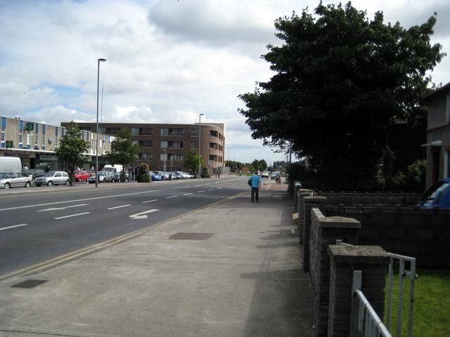 Ballyfermot Road