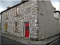 O1034 : House at New Road, Chapelizod by Harold Strong