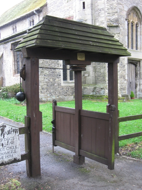 The Tapsell Lychgate at Weston Turville