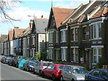 TQ7369 : Houses on Northcote Road, Strood (1) by Danny P Robinson