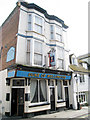 TQ8209 : Duke of Wellington Public House, 29 High Street, Hastings by Oast House Archive