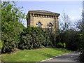 TQ2877 : The Pump House Gallery Battersea Park by PAUL FARMER