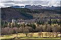 NO2595 : Balmoral Castle below Lochnagar by Nigel Corby