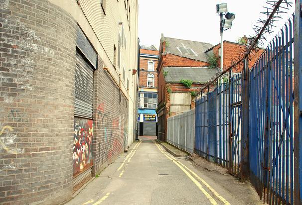 Entry, Belfast (2)