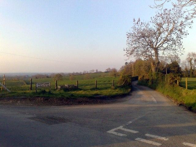Shot Lane, Enagh