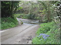 SW7451 : Ford in Perrancombe by Rod Allday