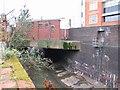 SP0786 : River Rea - Digbeth High Street by John M